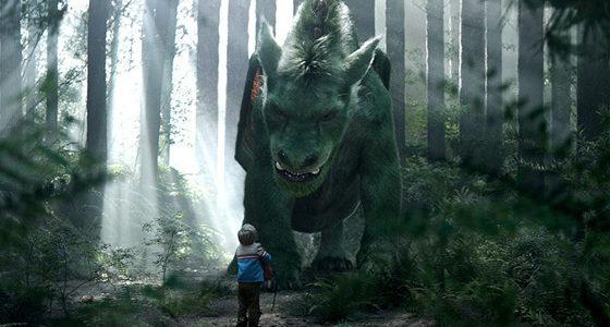 Película: Mi Amigo El Dragón