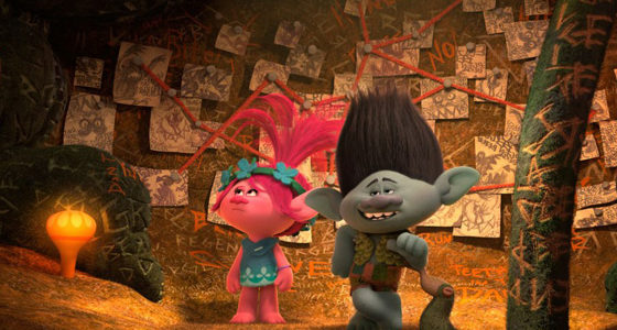Blu-ray / DVD: Trolls