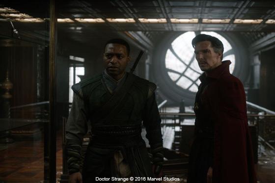 Película: Doctor Strange