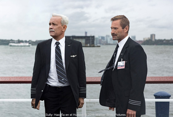 Película: Sully: Hazaña en el Hudson