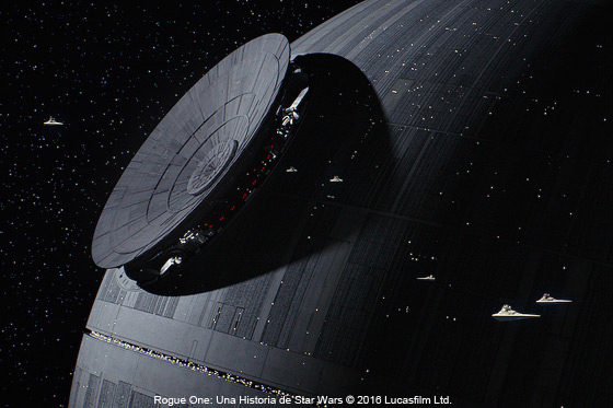 Blu-ray / DVD:  Rogue One: Una Historia de Star Wars