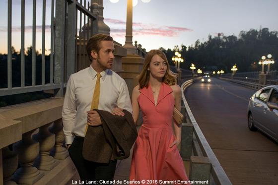 Película: La La Land: Ciudad de Sueños