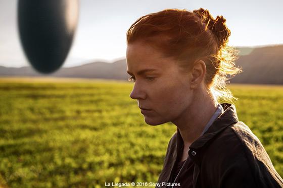 Película: La Llegada