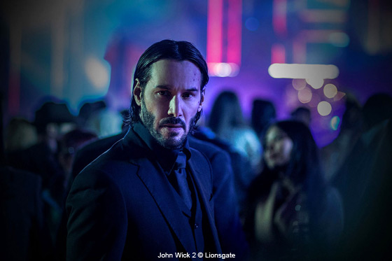 Blu-ray / DVD: John Wick 2