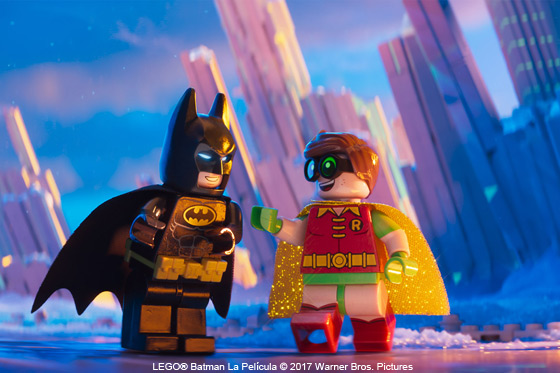 Blu-ray / DVD: LEGO® Batman La Película