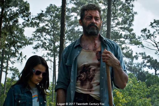 Blu-ray / DVD: Logan