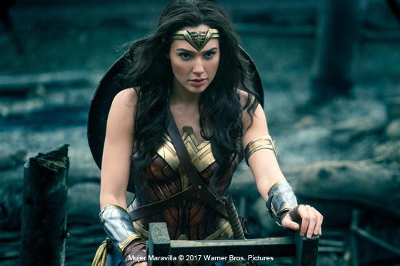 Blu-ray / DVD: Mujer Maravilla