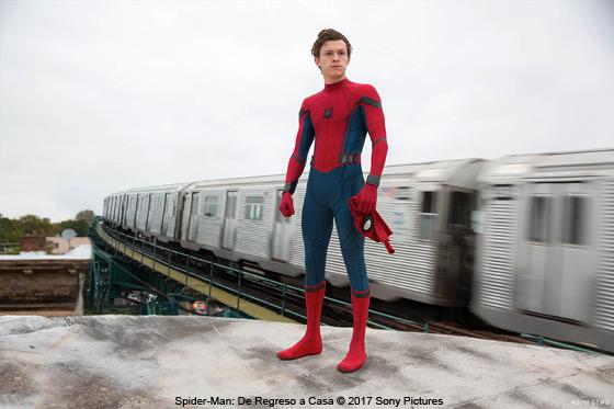 Película: Spider-Man: De Regreso a Casa