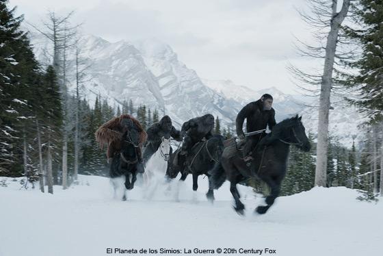 Blu-ray / DVD: El Planeta de los Simios: La Guerra