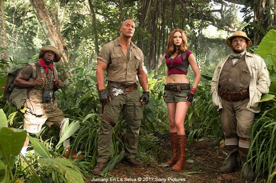 Película: Jumanji En La Selva