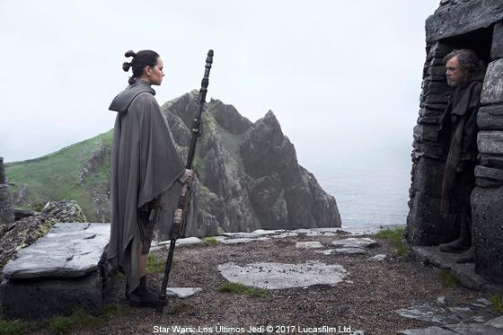 Película: Star Wars: Los Últimos Jedi